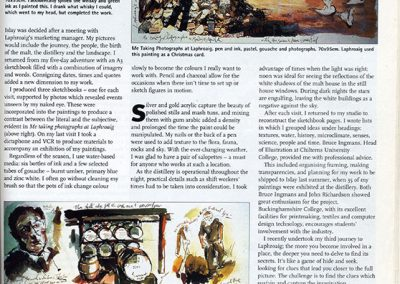 Artists and Illustrators part 2
