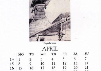 Calendar April 2002