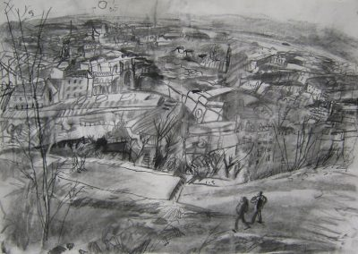 From Calton Hill, study