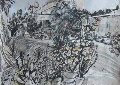 Isabellas' garden