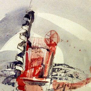 1990 – 1994 Illustration at Liverpool John Moores