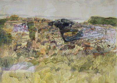 Autumm, (from Blackford Hill)