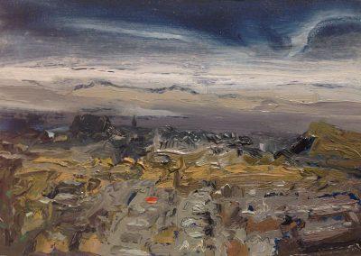 Dusk, From Blackford