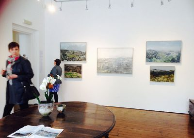 Open Eye Gallery Exhibition 2015