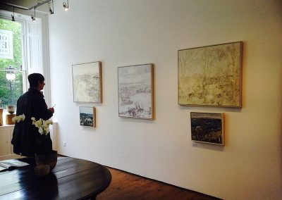 Open Eye Gallery Exhibition 2015