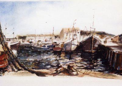 Kilkeel Harbour I