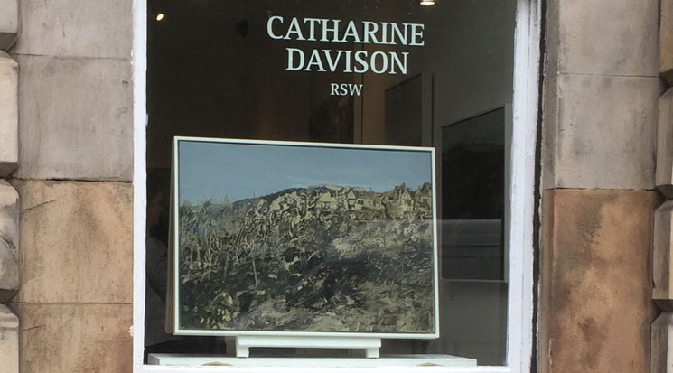 Solo Exhibition at Open Eye Gallery