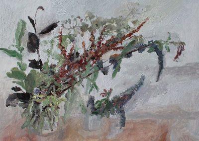 Summer Hedgerow, ( from-Blackford)